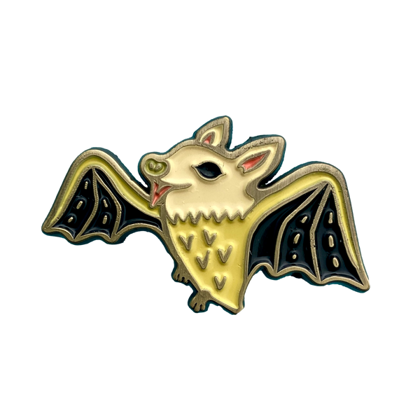 Fruit Bat Pin