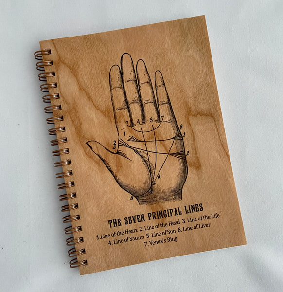Palmistry Notebook