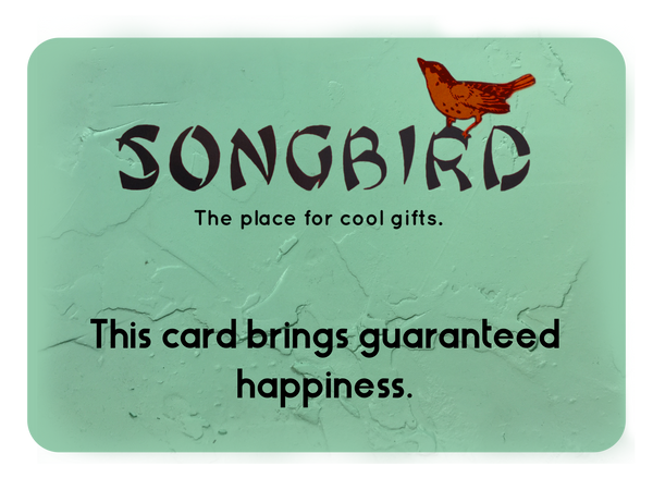 gift card for Songbird Boutique in Long Beach California
