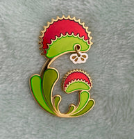 Venus Fly Trap Pin