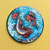 Long Beach Fish Coaster