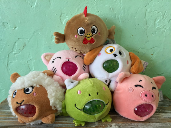 Barnyard Plush Ball Jellies