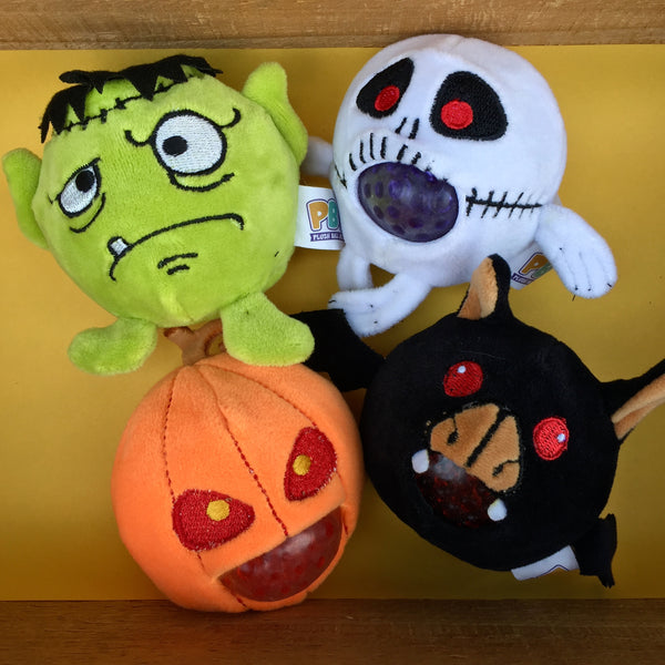 Halloween Plush Ball Jellies