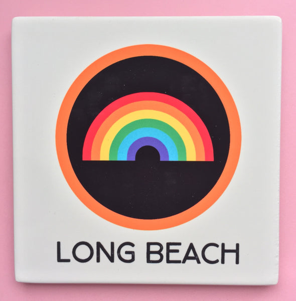 Long Beach Rainbow Coaster