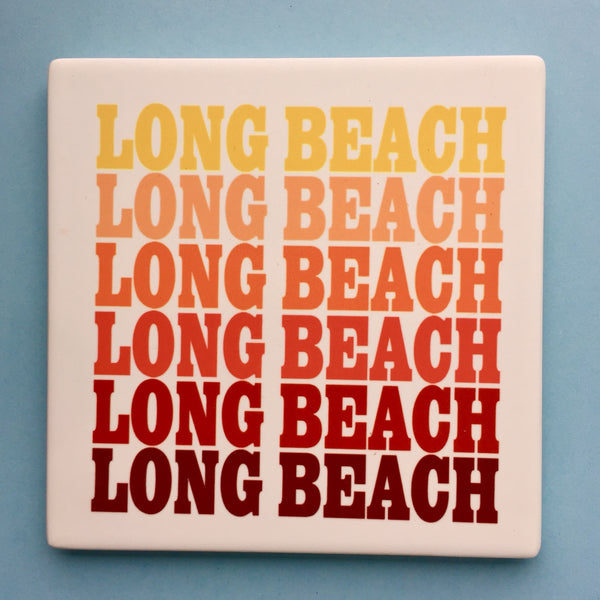 Retro Long Beach Coaster