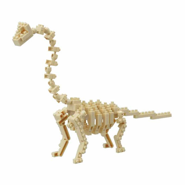 Brachiosaurus Skeleton Nanoblocks