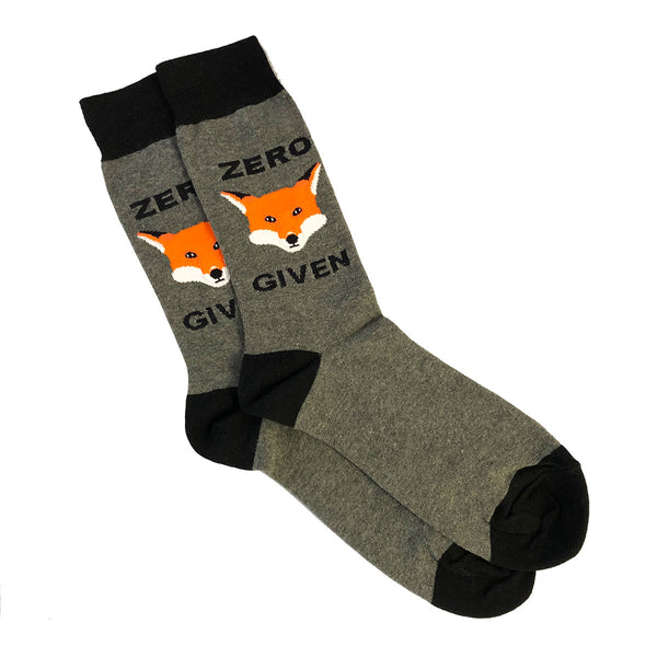 Men's Zero Fox Socks