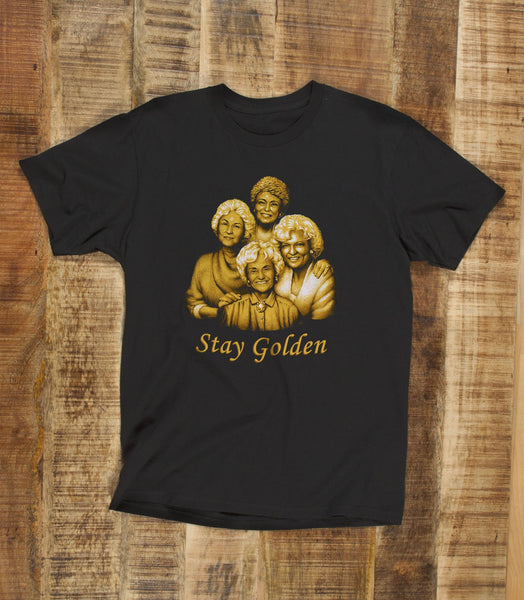 Stay Golden Unisex Tee