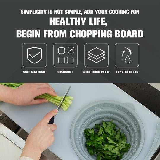 Professional Cutting Board