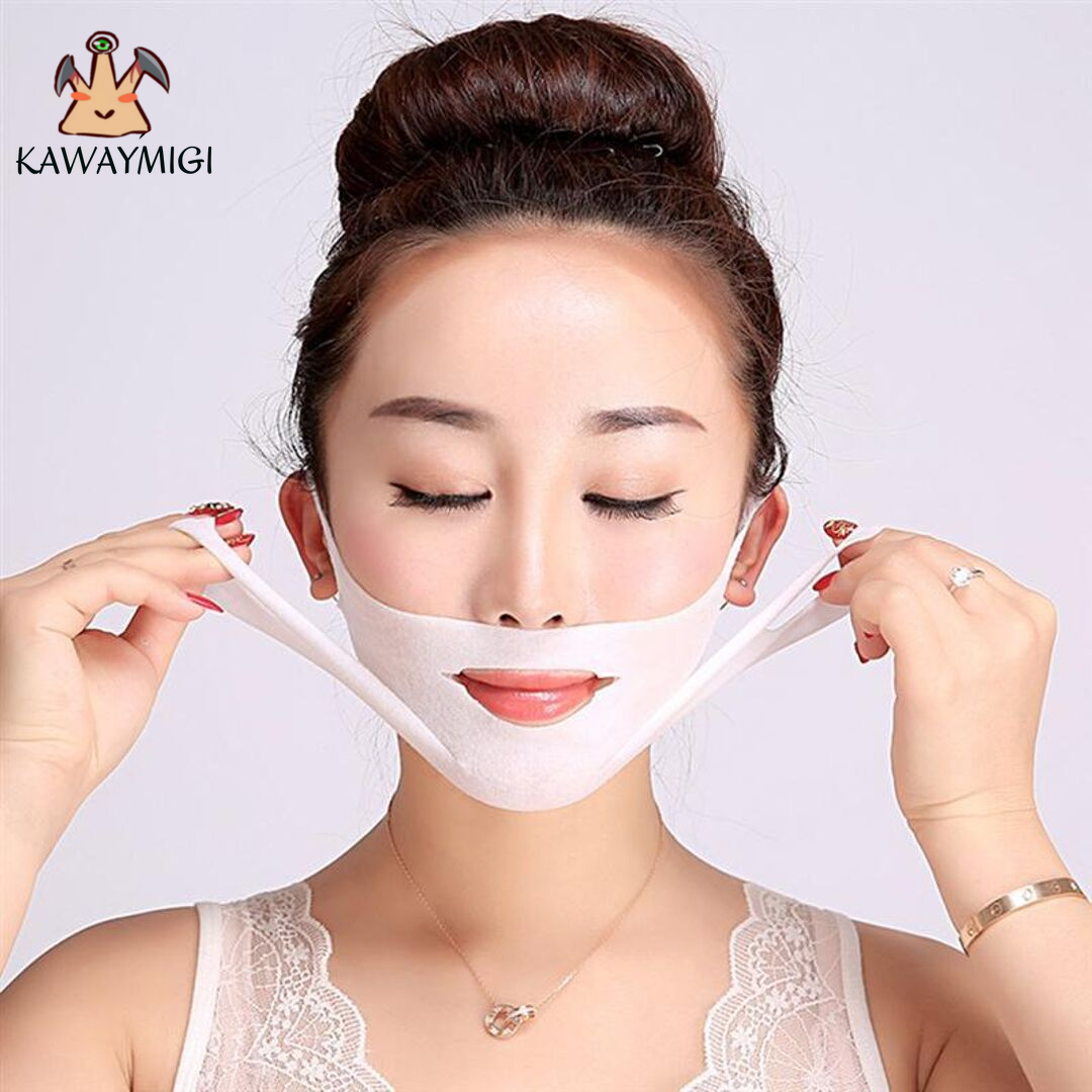 Natural V-Shaped Slimming Mask (2 Pieces/Set)