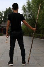 Golden Monkey King Boo Staff