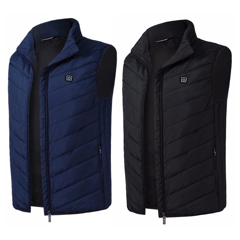 FlexoTherm™ Unisex Heated Vest (Premium and Lightweight Fabric)