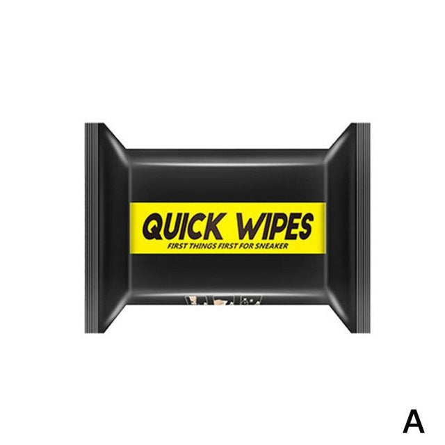 Quick Wipes- Shoe Artifact