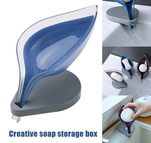 Decorative Drainage Soap Holder