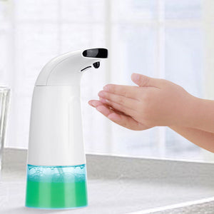 TOUCHLESS AUTOMATIC FOAMING SOAP DISPENSER(WITHOUT SOAP)