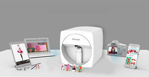 O'2nails Digital Mobile Nail Art Printer V11
