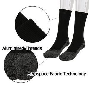 Winter 35 Below Aluminized Fibers Socks