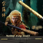 Monkey King Staff Kungfu Sticks Bo Staff Jo Staff Wushu Shaolin Sticks