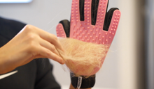 Load image into Gallery viewer, FLOOFS Grooming Gloves BESTIE SET