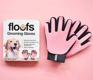 FLOOFS Grooming Gloves