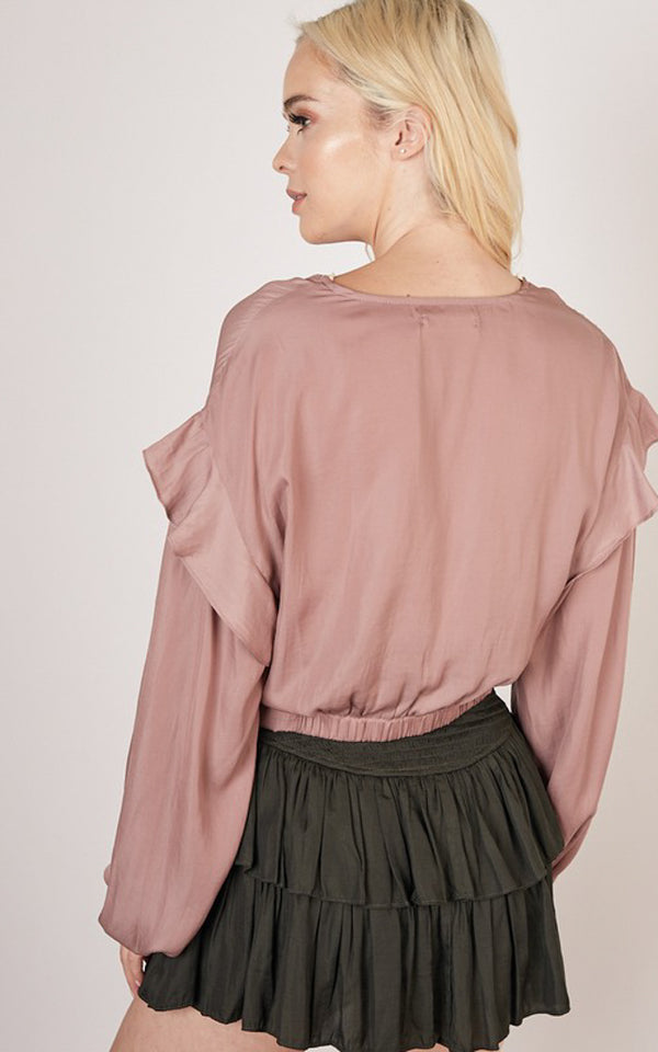 Canyon Knotted Blouse