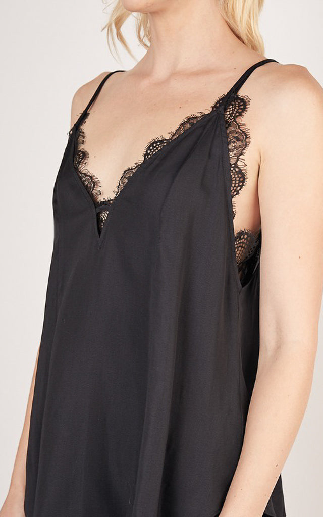 Adele Lace Tank Top