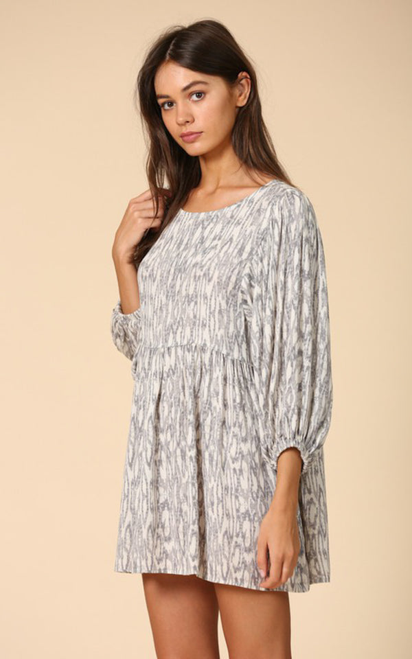 Run Wild Babydoll Tunic