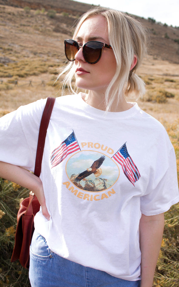 All American Graphic Tee
