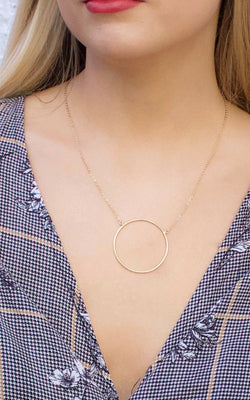 Revolve Around You Necklace