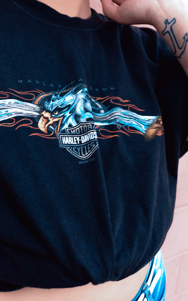 Fly Eagle Harley T-Shirt