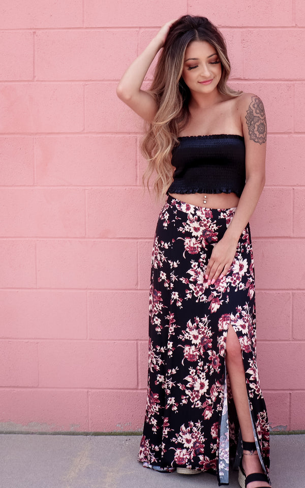 The Spring Time Maxi Skirt