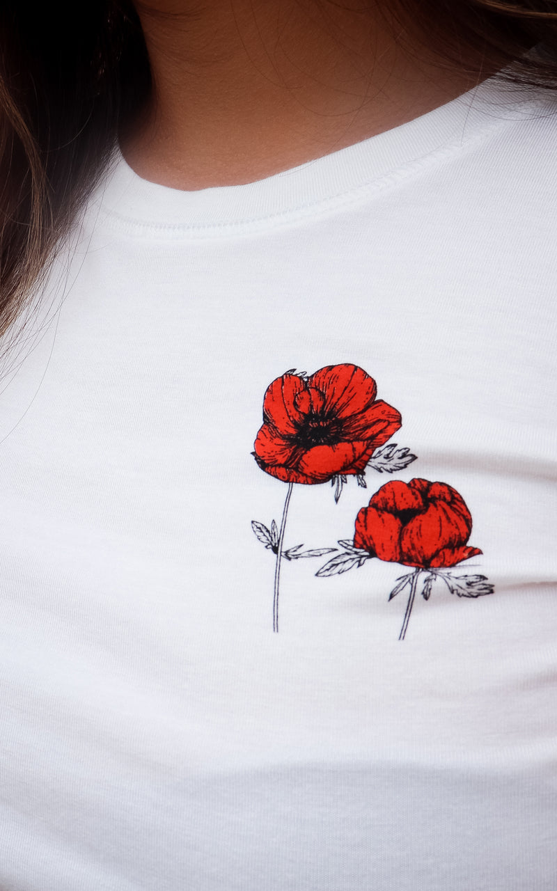 Blooms Graphic Tee