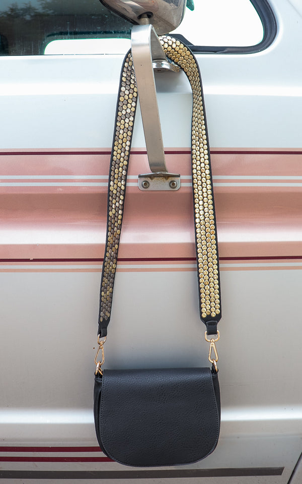Sonido Crossbody in Black