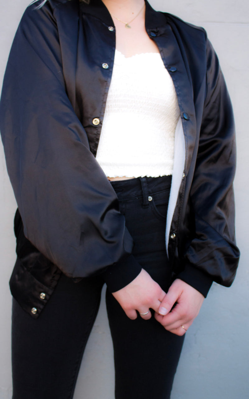 Young Blood Bomber Jacket