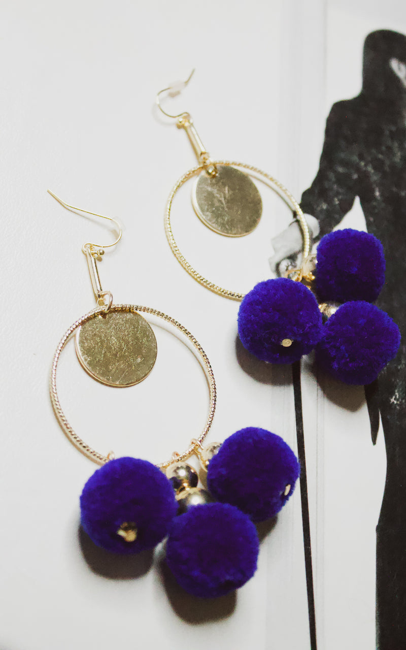 Gypsy Queen Tassel Earring