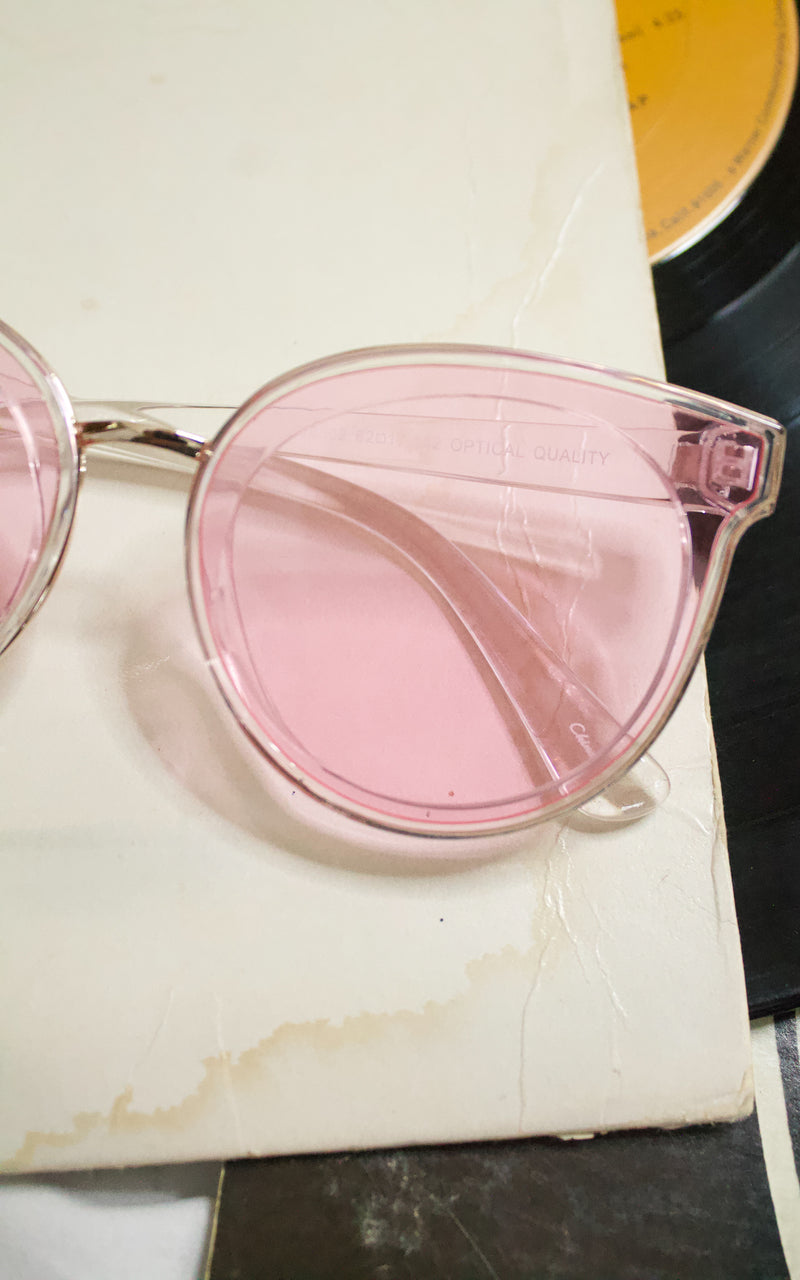 Posh Sunnies in Pink