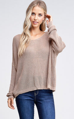 Simone Layering Sweater