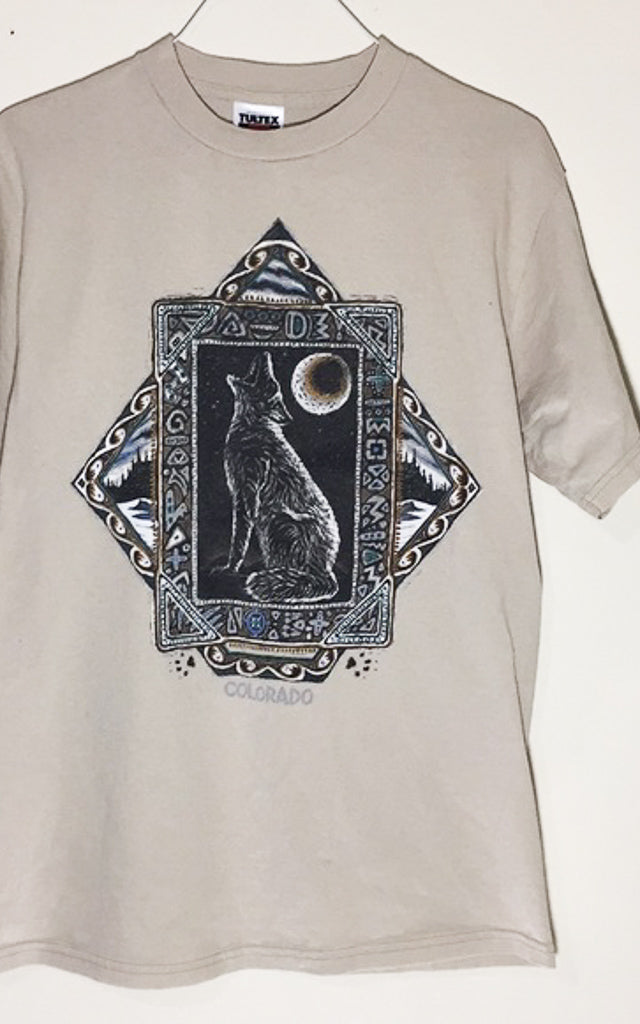 Lone Wolf Colorado Graphic Tee