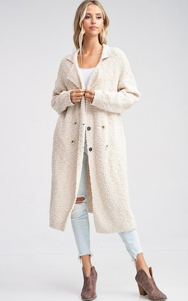 Jeslyn Long Cardigan