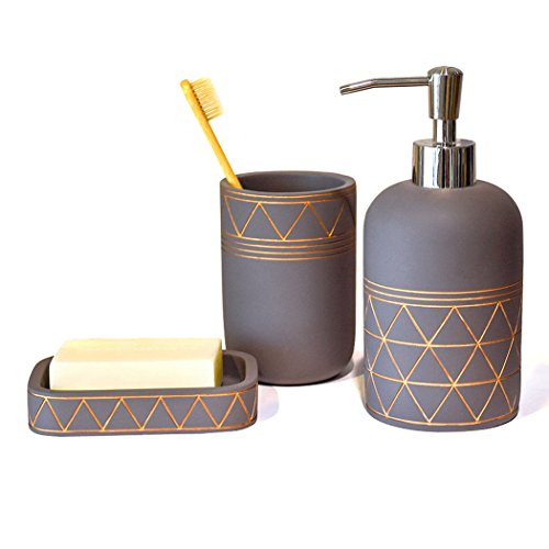 Bathroom Set Accessories