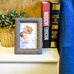 Picture Frames Cement Photo Frames Grey
