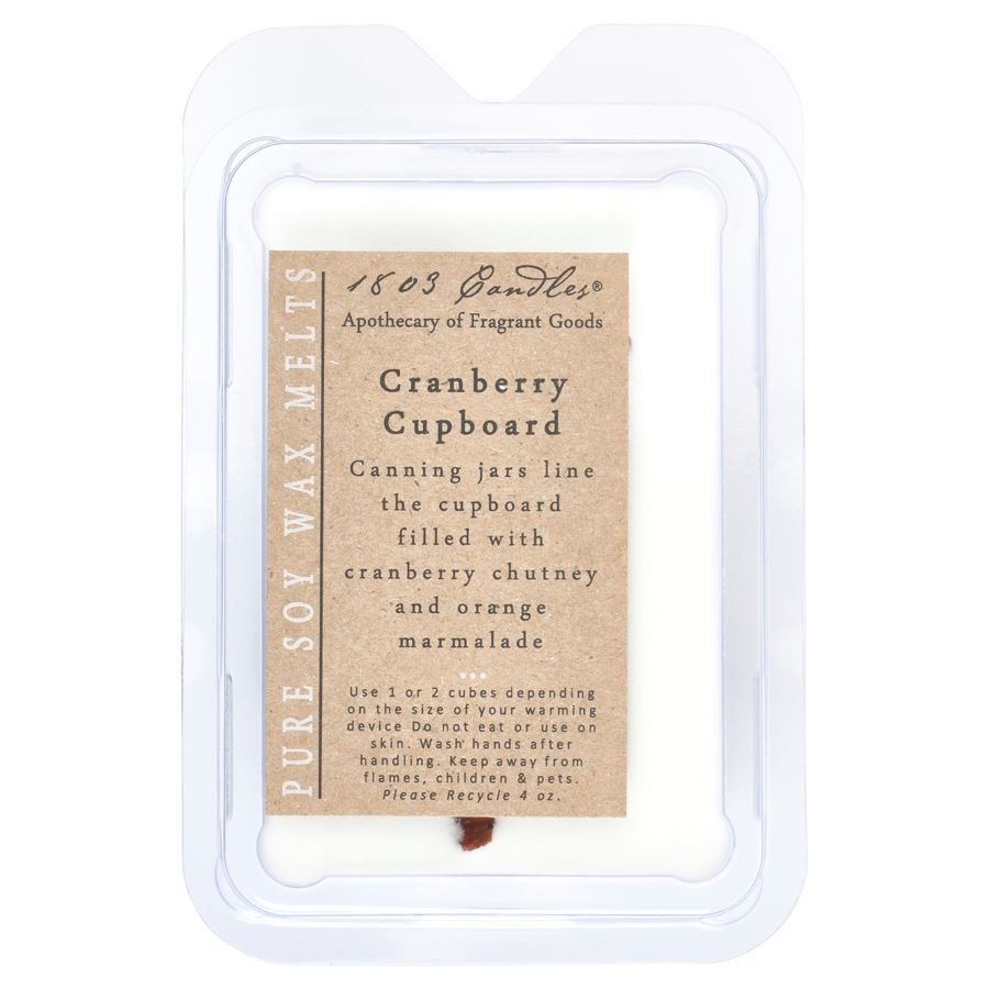 1803 - Cranberry Cupboard - Melt