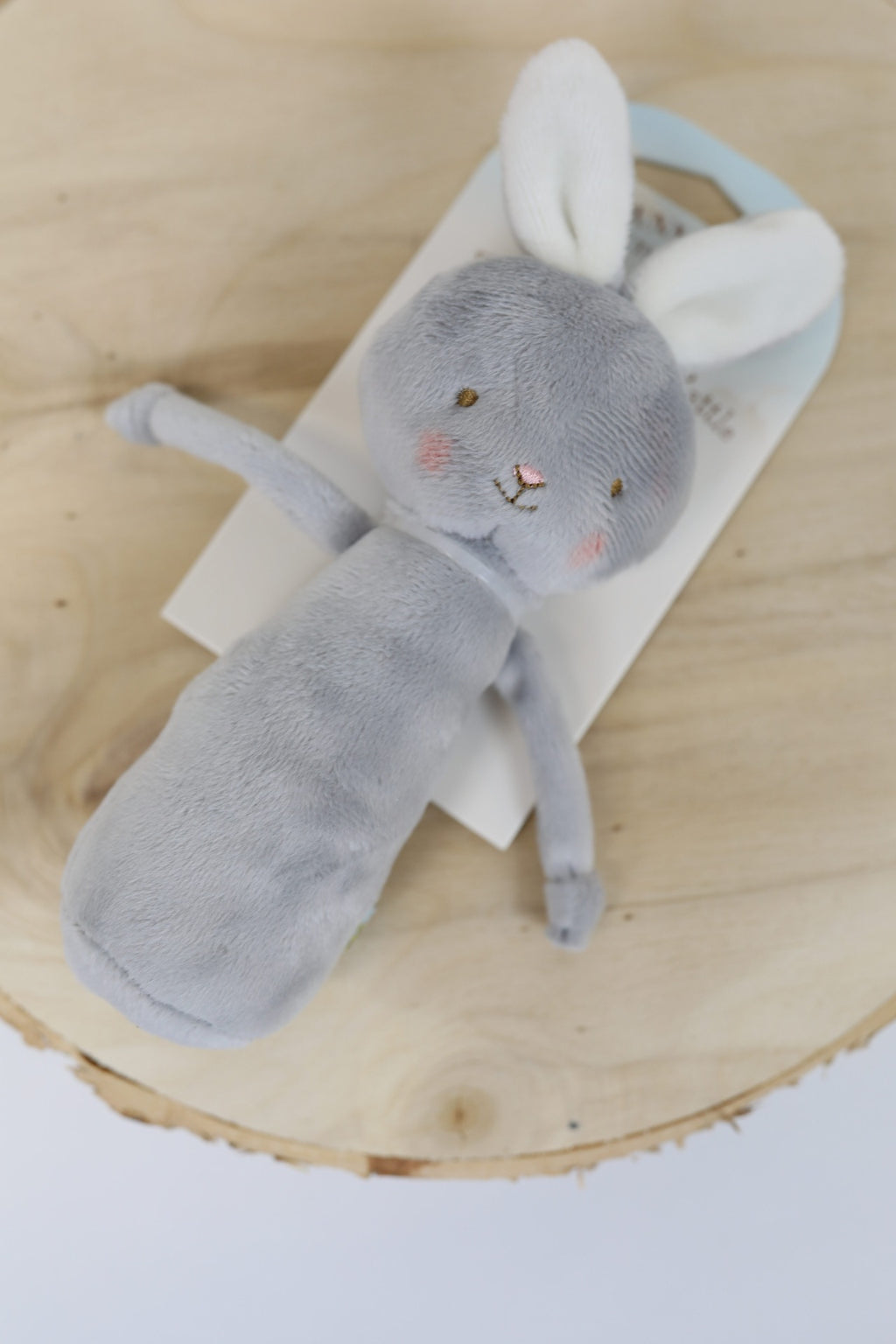 Bloom the Bunny - Friendly Chime Rattle