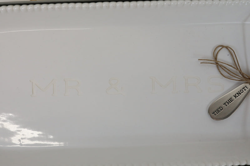 Mr. and Mrs. Hostess Tray