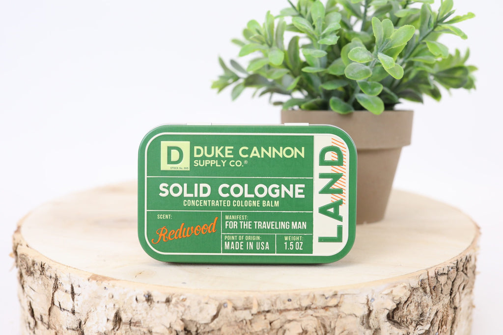 Solid Cologne - Redwood Land