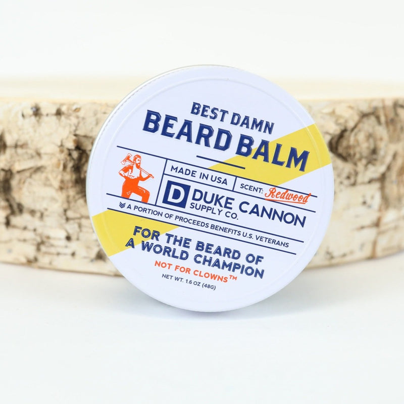 Best Damn Beard Balm - Redwood