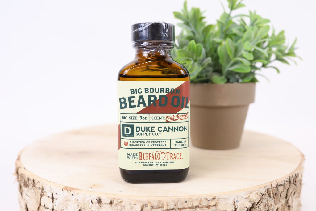 Beard Oil - Oak Barrel Buffalo Trace