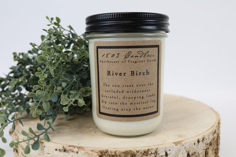 1803 - River Birch - Candle