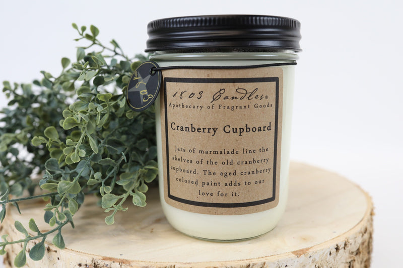 1803 - Cranberry Cupboard - Candle