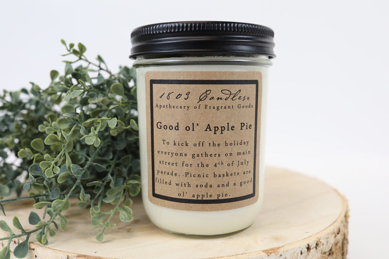 1803 - Good ol' Apple Pie - Candle